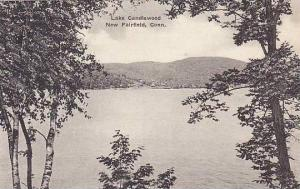 Connecticut New Fairfield Lake Candlewood Albertype