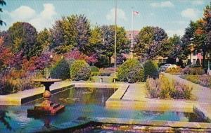 Pangborn Public Park With Fountain Hagerstown Maryland