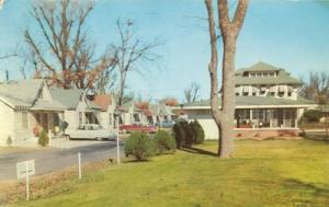 Leahy's Motel, Memphis, Tennessee, unused Postcard