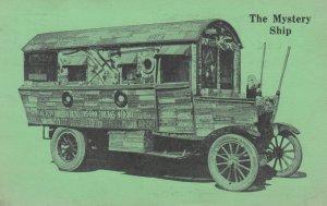 Vets Tour Truck , 1910s