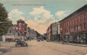 STAMFORD , Connecticut , 1916 ; Main Street