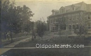 New Hospital UnKnown Location Real Photo Unused