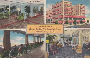 New Jersey Atlantic City Hotel Stanley Multi View