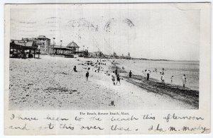 Revere Beach, Mass, The Beach