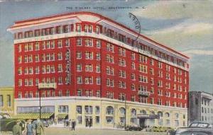 North Carolina Greensboro The O Henry Hotel 1954