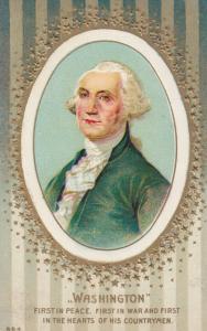 George Washington Birthday , 00-10s #16