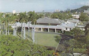 Shriners Hospitals for Crippled Children, Honolulu Unit, Punahou Street, Hono...