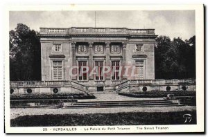 Old Postcard Versailles Le Petit Trianon