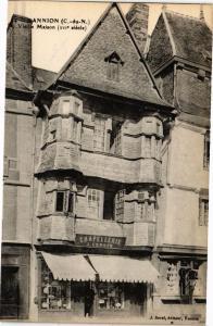 CPA Lannion-Vieilles Maison (230286)