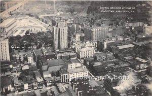 Capitol Grounds - Harrisburg, Pennsylvania