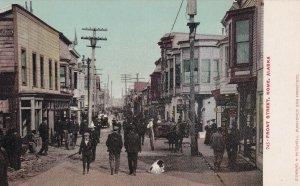 RP: NOME , Alaska , 1900-10s ; Front Street