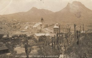 RAY , Arizona , 1908 ; Cogger Mine , Tea Pot Mt.