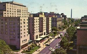 DC - Washington, The Statler Hilton