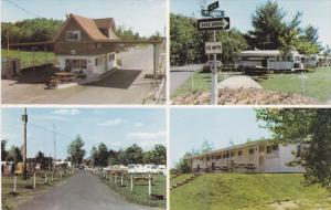 Camping Mon Repos Inc. , L'Ange Gardien Co. Rouville , Quebec , Canada , 40-60s
