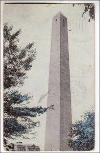 Bunker Hill Monument, Charlestown MA