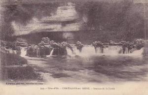 Sources De La Douix, Châtillon-sur-Seine (Cote d'Or), France, 1900-1910s