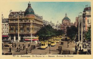 Antwerpen De Keyzer lei , Belgium , 1930s
