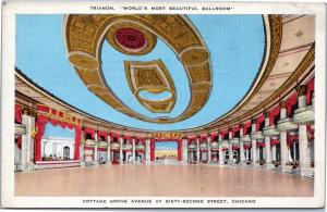 -Trianon ballroom, Cottage Grove Avenue at Sixty Second Street, Chicago