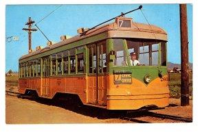 Orange Empire Trolley Museum, Perris, California,