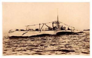 Submarine S-34 ,  RPC