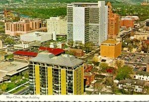 Minnesota Rochester Mayo Clinic Mayo Building