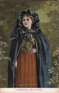 Ireland Irish Colleen Kerry Cloak