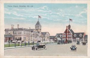 Illinois Decatur Union Depot