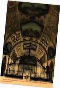 CPA BARFLEUR - Interieur de l'Église de MONTFARVILLE (149920)