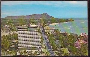 HI Honolulu Waikiki Business Plaza Top of Waikiki