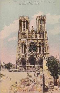 France Reims Cathedrale de Reims