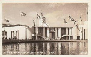 RP: New York World´s Fair 1930s ; British Pavillion