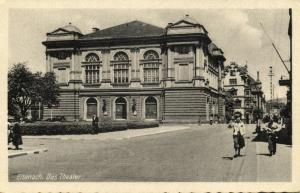 germany, EISENACH, Das Theater (1930s)