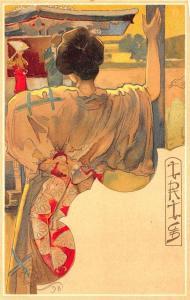 IRIS Opera Published by G. Ricordi & Company Milo Italy Signed G M 98 Postcard