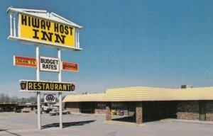 ROGERS , Arkansas , 1950-60s ; Hiway Host Inn