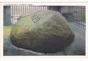 Massachusetts Plymouth Rock