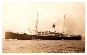 S.S. Proteus ,  Southern Pacific Co. , RPC