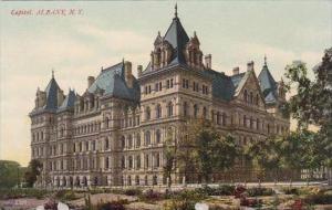 New York Albany Capitol