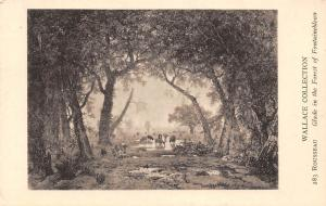 Wallace Collection, Rousseau, Glade in the Forest of Fontainebleau