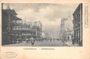 South Africa Johannesburg Commissionerstr, Commissioner Street