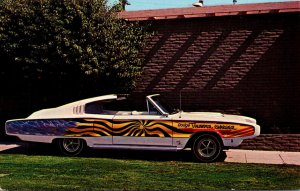 1967 Dodge Charger Modified The Dodge Thunder Charger