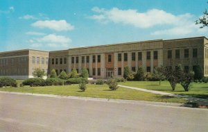 CANYON , Texas , 50-60s, Science Bldg, West Texas State College