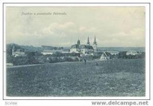 Pozdrav z Posvatneho Velehradu, Austria (Now Czech), PU 1908