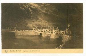 Grottes de Han , Belgium, 00-10s Le Pont de la Salle d'Armes