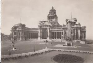 Belgium, Brussels, Bruxelles, Palais de Justice, Courts of Justice, unused RPPC