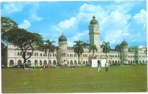 The Secretariat Building, Jalan Raja, Kuala Lumpur, Malaysia Chrome