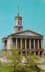 Tennessee Nashville State Capitol Building 1961