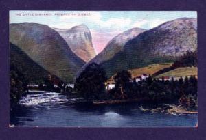 Little SAGUENAY QUEBEC Postcard Carte Postale CANADA