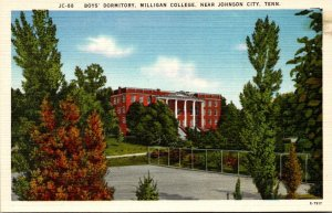 Tennessee Johnson City Boys' Dormitory Milligan College