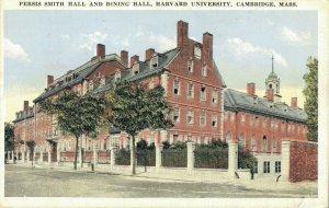 USA Persis Smith Hall And Dining Hall Harvard University Cambridge 04.32
