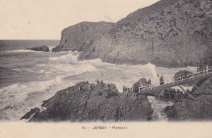 JERSEY, United Kingdom, PU-1911; Plemont